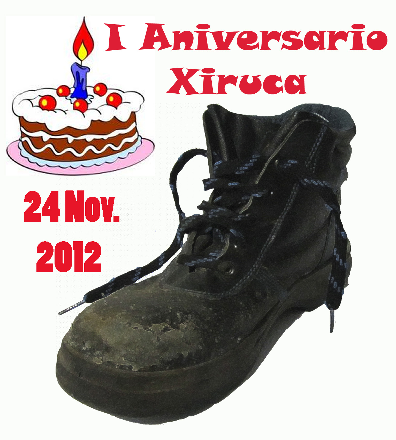I Aniversario Xiruca