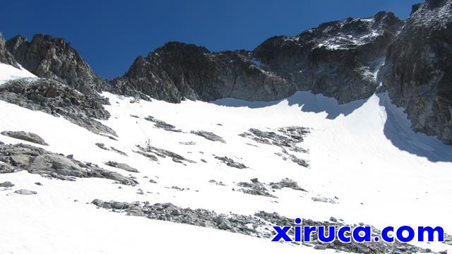 Glaciar de Coronas
