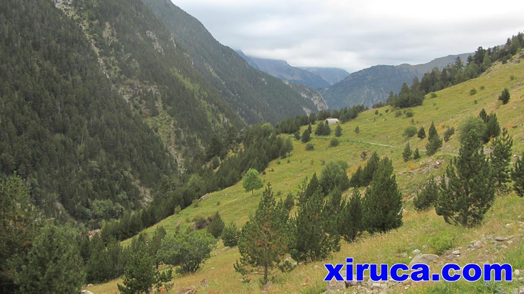 Valle de Vallibierna y Refugio del Quillón