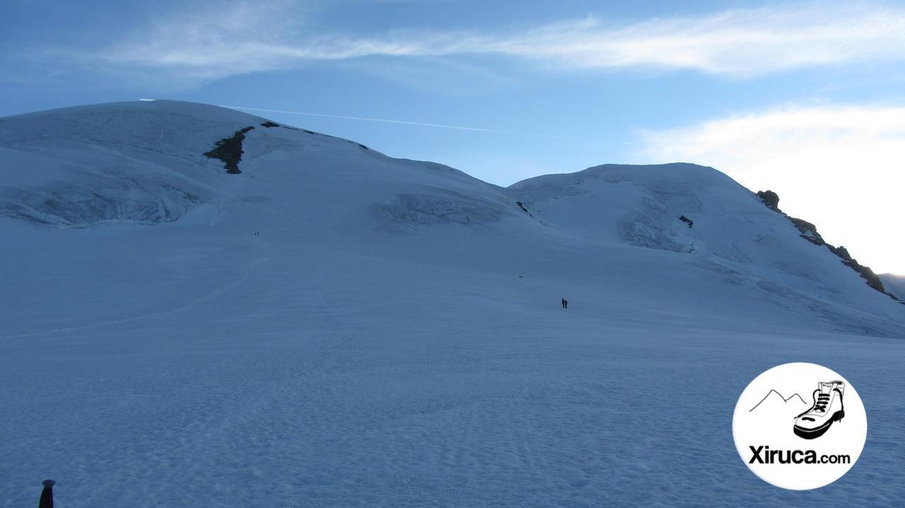 Ascenso al Breithorn