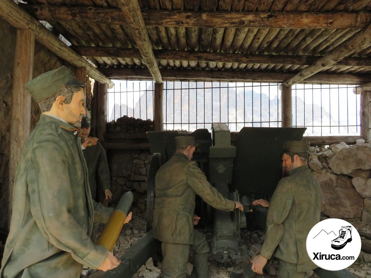Búnker de la Gran Guerra