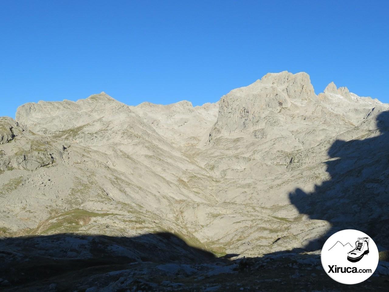 Pico de la Padiorna y Pico de San Carlos