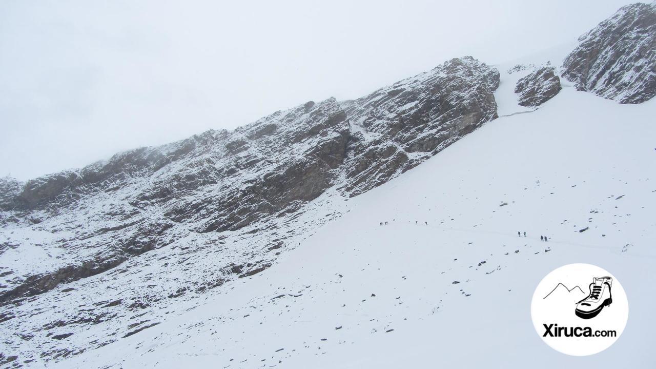 Glaciar de Indren