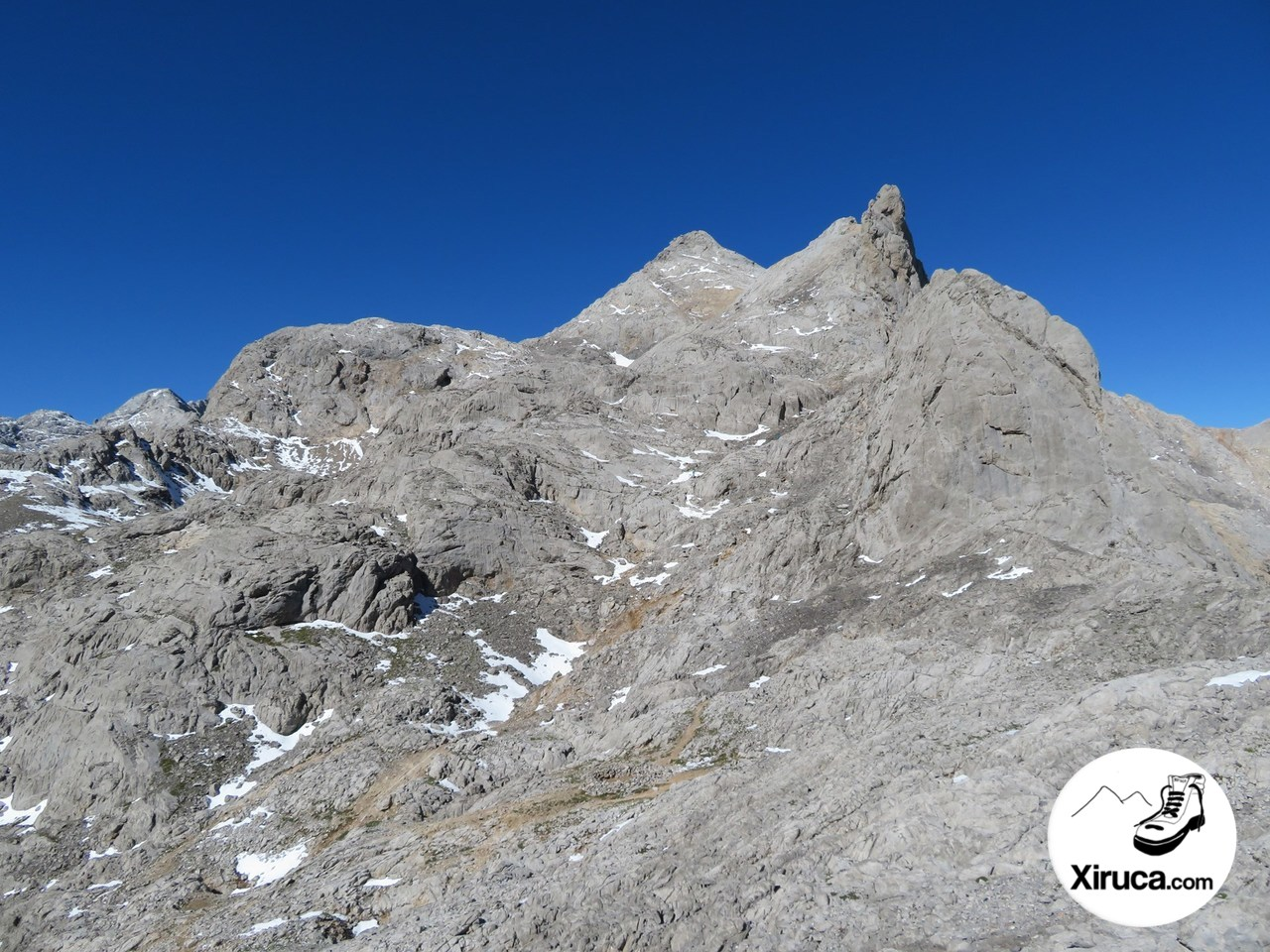 Ascenso al Pico Tesorero