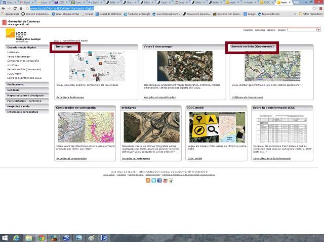 Geoinformació digital ICC