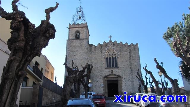Iglesia de Sant Martí de Teià