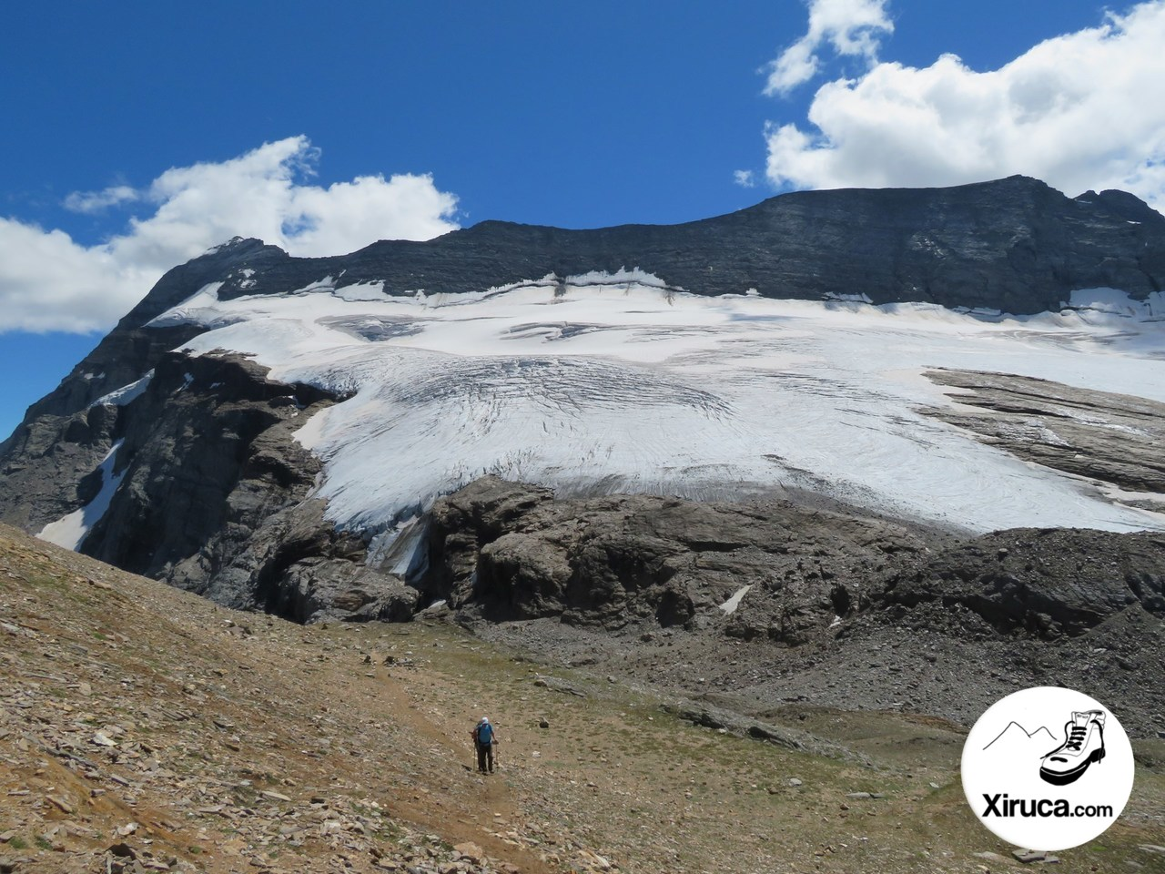 Monte Leone y Glaciar de Monte Leone