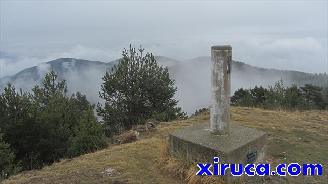 Vistas desde Pedró de Tubau