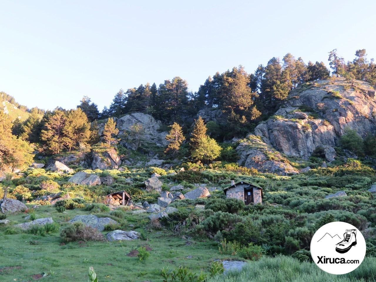 Cabane de Counc
