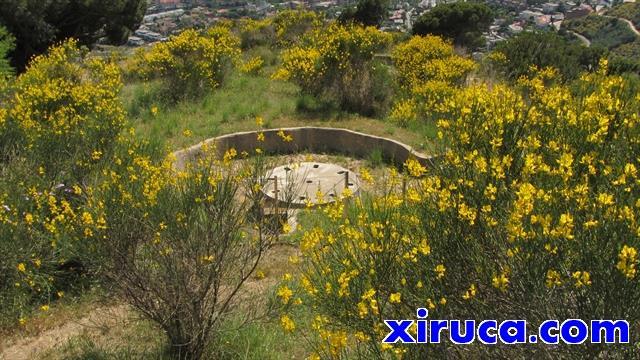 Base antiaérea de Sant Pere Màrtir