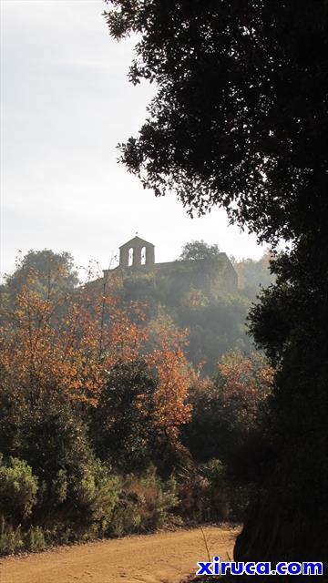 Primeras vistas de Sant Cebrià