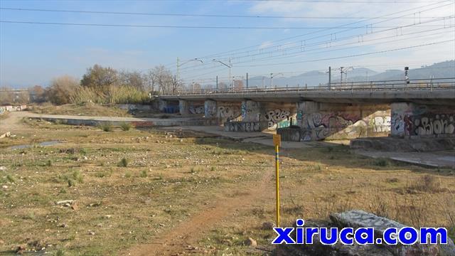 Puente de la Riera de Caldes