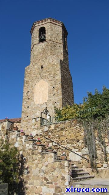 Campanario de la ermita de Sant Pere de Reixac