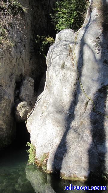 Cuerda ascenso a Saltant de Cal Patzí