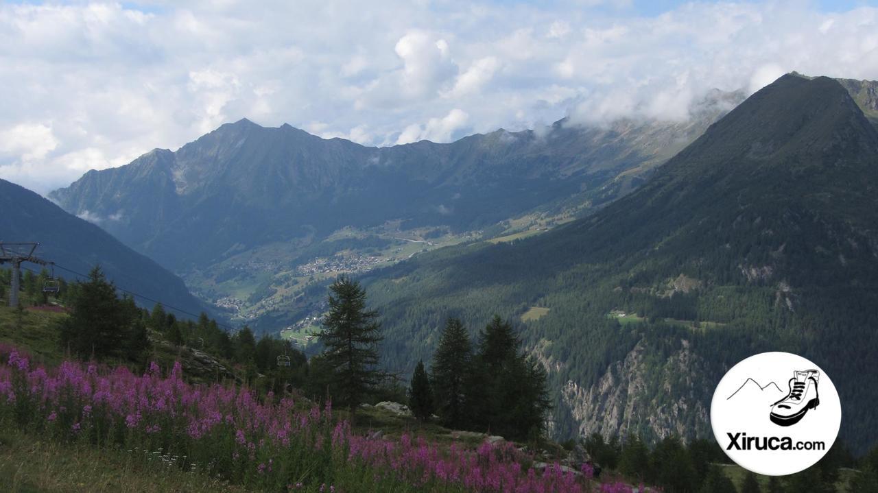 Antagnoud y Val d'Ayas