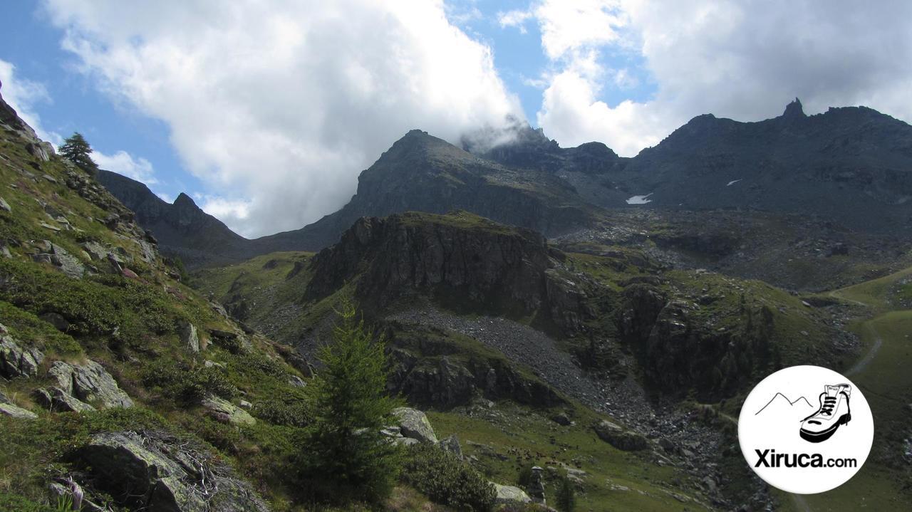 Paso del Rothorn y Monte Rothorn