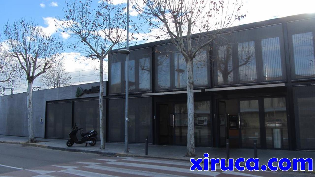Estación RENFE La Llagosta