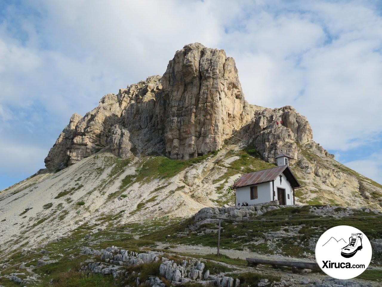 Sasso di Sesto y capilla