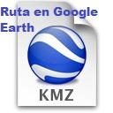 Descarga ruta para Google Earth