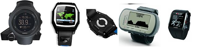 Relojes deportivos inteligentes con pulsómetro