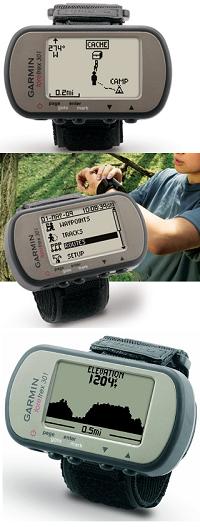 Tracker deportivo de muñeca Garmin Foretrex 301