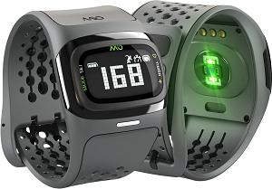 Reloj deportivo con pulsómetro óptico