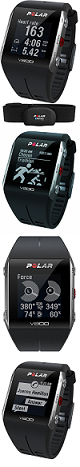 Reloj Polar V800 con GPS para deportistas outdoor