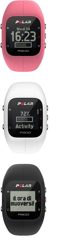 Pulsómetro de entrenamiento Polar A300