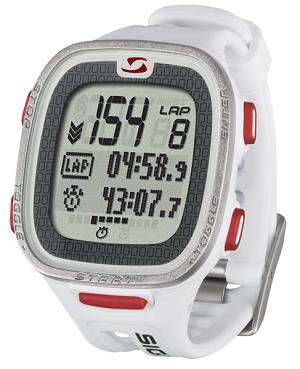 Reloj deportivo con pusómetro