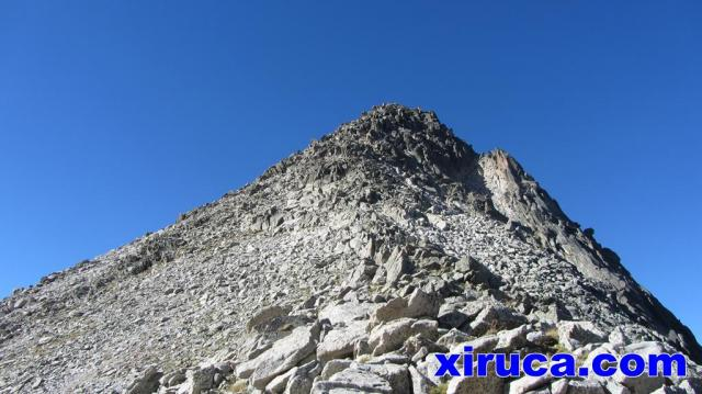 Cresta al Aragüells