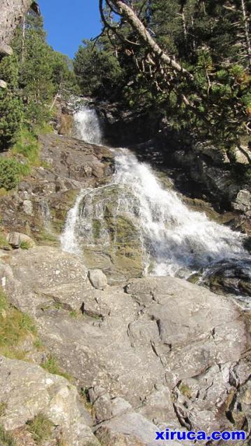 Cascada del Río Cregüeña