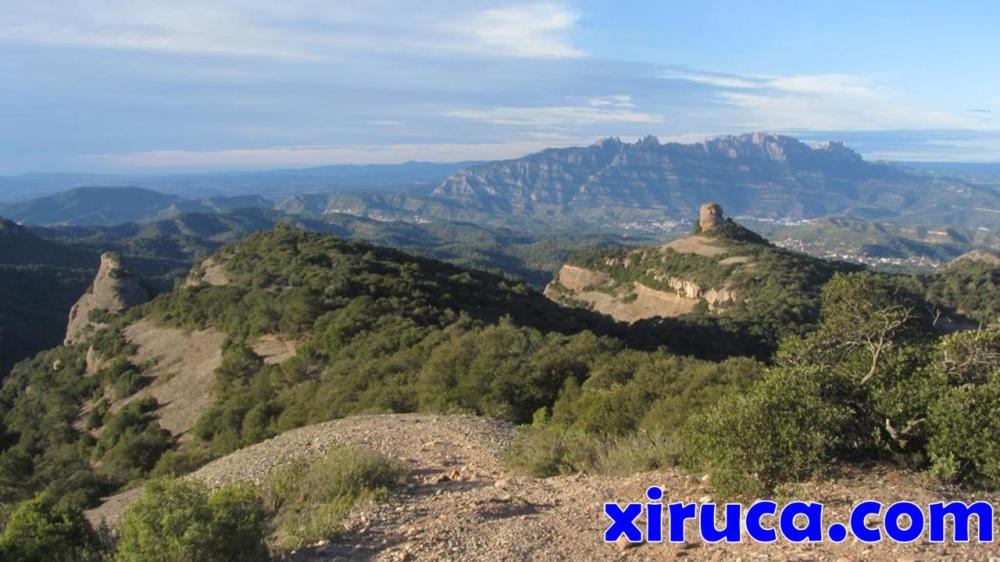Roca Salvatge, Montserrat y Paller de Tot l'Any