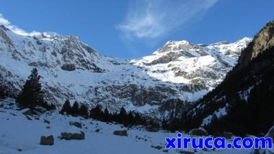 Robiñera y La Munia desde Valle de Barrosa