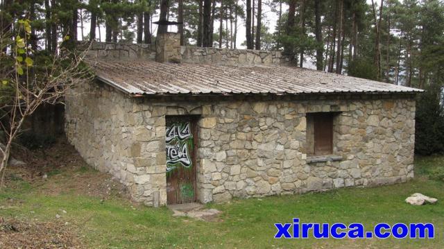 Refugio libre del Xalet del Catllaràs