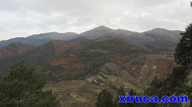 Puigllançada y Serra de Montgrony