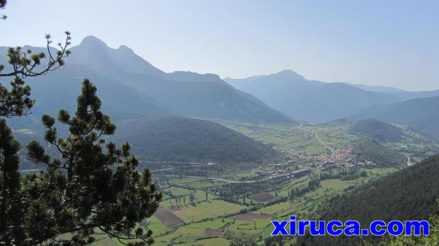 Pedraforca, Gallina Pelada y Gósol