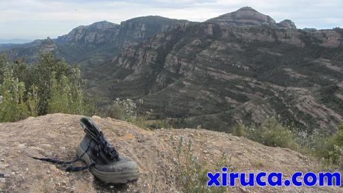 Xiruca en Roca Sareny