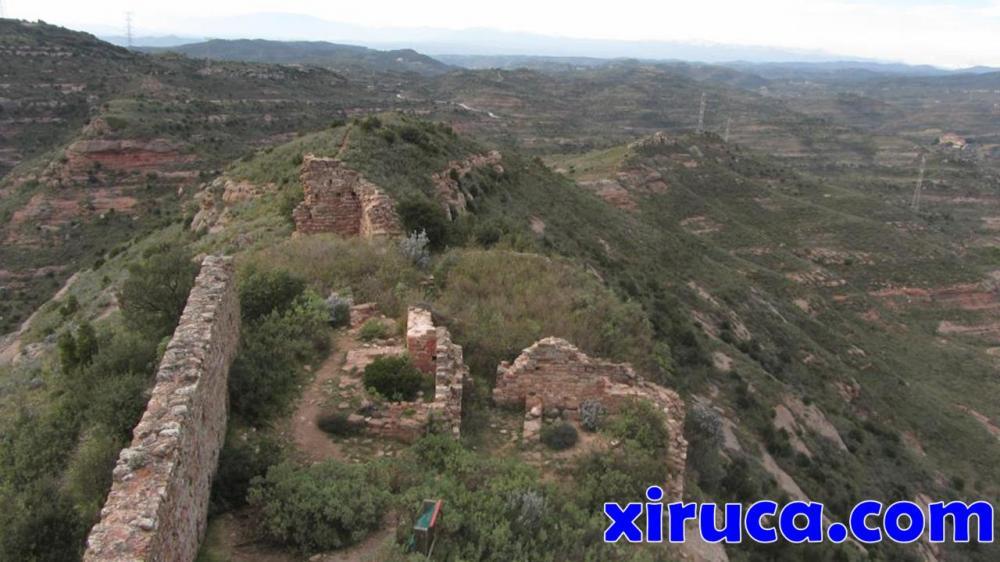 Ruinas del Castell de Pera