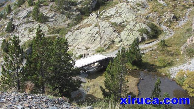 Puente sobre el Rec de Lanós