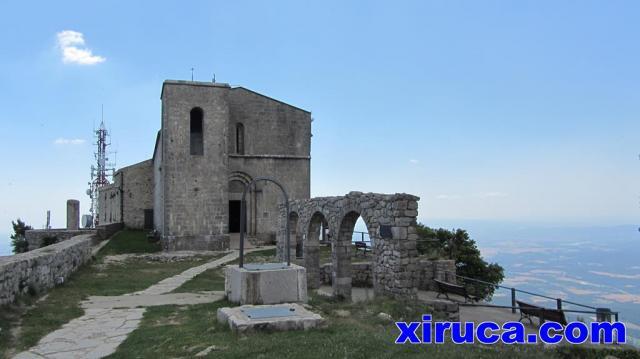 Santuario de la Mare de Déu del Mont