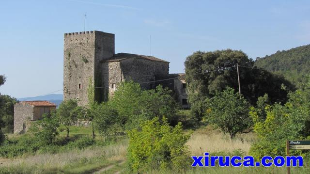 Castell de Beuda