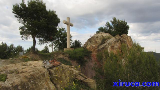 Xirucas en el Puig d'Olorda