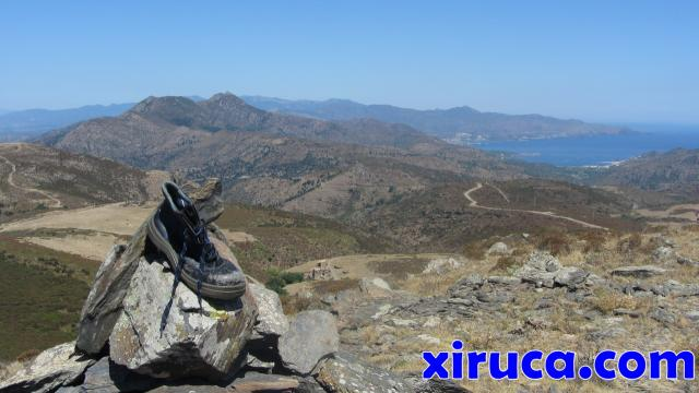 Vista desde el Puig Alt