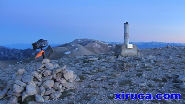 Tosa d'Alp desde Puigllançada