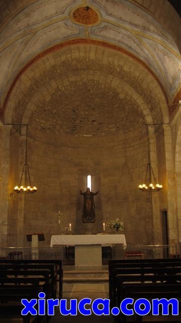 Altar de Santa Maria de Talamanca
