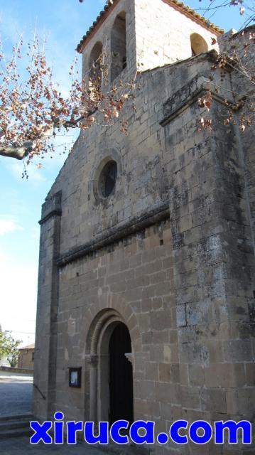 Iglesia de Santa Maria de Talamanca