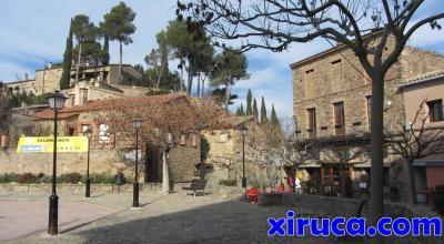 Plaça del Raval