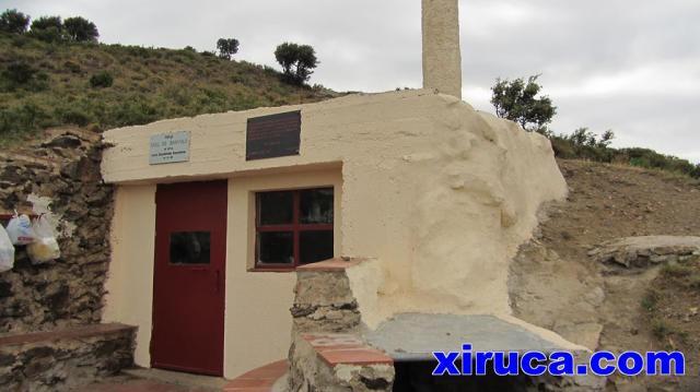 Refugio del Coll de Banyuls