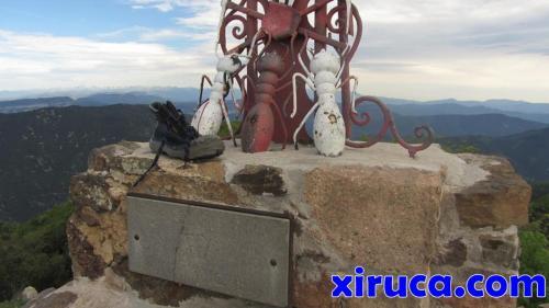 Xiruca en Sant Miquel de Solterra