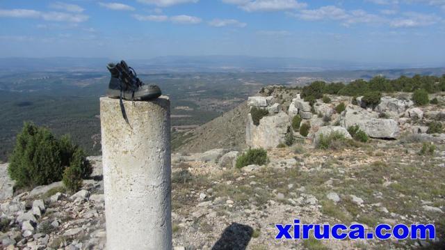Xiruca en el Peñarroya